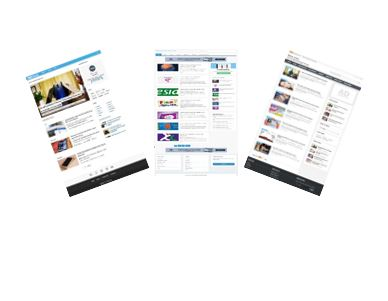 Template Bloger yang simpel dan praktis