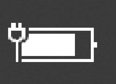 mengunakan charger